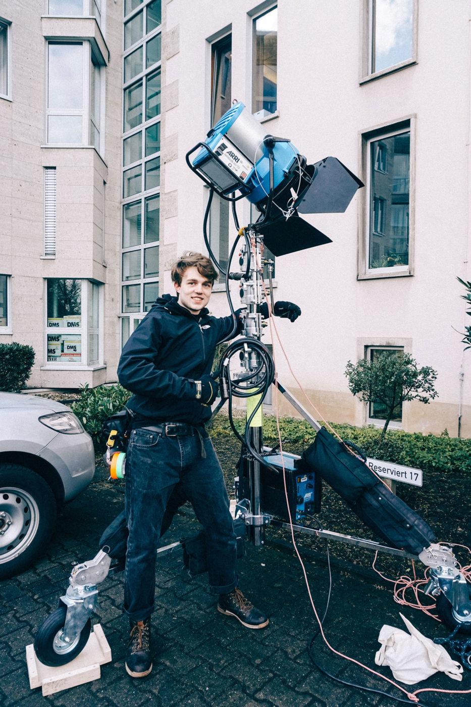 Ausbildung bei der Department Filmproduktion in Dortmund
